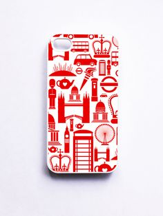 LONDON IPHONE CASE on The Hunt