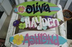 Personalized Mini Surf Boards - Wall Decor, I saw this product on TV and have already lost 24 pounds! http://weightpage222.com