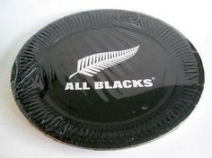 All Blacks Rugby Party Plates http://www.shopenzed.com/all-blacks-rugby-party-plates-xidp231451.html