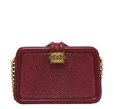 #baghunter #chanel #burgundy #luxurybags