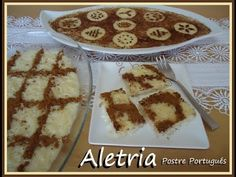 Aletria postre portugués muy fácil Tiramisu, Ethnic Recipes, Youtube, Food, Custard, Cookies, Portuguese Desserts, Ethnic Food, Meal