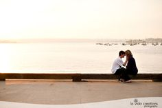 pam & julian's engagement | Little Italy, San Diego, CA #engagement #photography #photographer #couple #naturallight