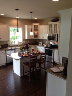 Kitchen idea.  Garman Builders of Lancaster, PA.