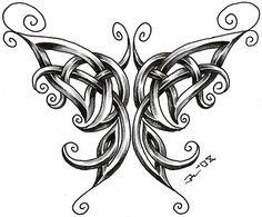Эскизы татуировки бабочка. Рисунки тату