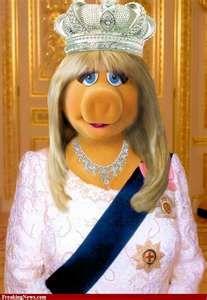 Queen Piggy