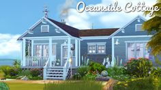 Sims 4 House Building, The Sims 4 Lots, Sims 4 Build, Sims 4 Houses, Gazebo, Home Goods, Shed, Cottage, Outdoor Structures