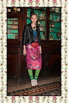 Gucci Pre-Fall 2017 Collection Photos - Vogue