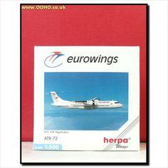 Herpa Wings 508018 - 1/500 - Eurowings ATR-72 on eBid United Kingdom