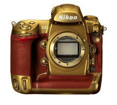 Gold Nikon D3