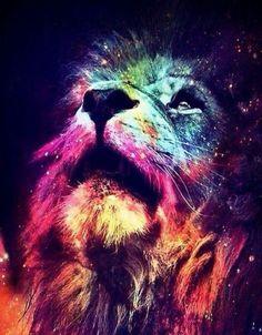 Výsledek obrázku pro lion art