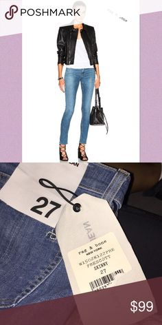 Rag & Bone skinny jeans New with tags rag & bone Pants Skinny