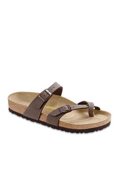 Birkenstock Mayari Birkibuc Sandals