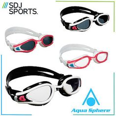 Aqua #sphere #kaiman exo ladies adult uv #anti-fog swimming triathlon goggles,  View more on the LINK: 	http://www.zeppy.io/product/gb/2/262813468073/