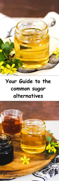 Want to change the way you deal or live with sugar? This is a guide to the most common sugar alternatives for a more conscious approach to healthier eating.
