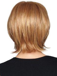 latest layered chic medium hair styles 2