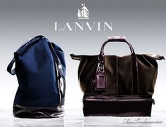 Lanvin Homme : Accessoires Hiver 2008 2009