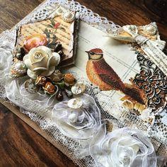See other of my similar creations: {#miloliljaartCARD} {#buttons} {#miloliljaart}  {#scrapbookingsupplies} {#scrapbooking} {#paperartist} {#lace} {#papers} {#vintageart} {#shabbychicart} {#steampunkart} {#mixedmediaart} {#victorianart} {#romanticart} {#paperart} {#kortlaging} {#cardmaking} {#artjournaling} {#alteredart} {#art} {#instaart} {#artist} {#masterpiece} {#flowers} {#artisgoodforyou} {#metalcorner} {#bird} {#roselace} {#roses} {#pyssel}