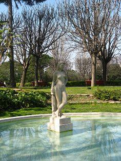 Montjuic Park | Barcelona