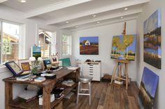 Studio Envy: Artist Workplaces « Global Art Junkie