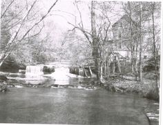 Historic Properties for Sale - Fall River Gristmill - Tennessee