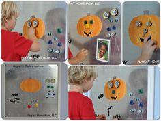 Jack-O-Lantern fun for kids