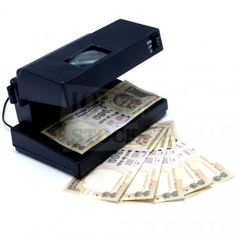 """Identify Your Fake Money With Our Best Fake Money Detector ... """"http://goo.gl/WgBnEp"""".. For every sign up receive Rs.100,000 worth Genie Coupons only from """"http://goo.gl/wCmsW5""""..."""