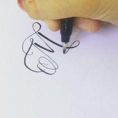 Marvelous #letterarchive #letterarchive_m #handlettering #handlettered #script #thedailytype #handmadefont #lettering #letteringart #strengthinletters #brushpen #brushscript #brushcalligraphy #handletteringpractice #modernlettering #learnlettering #letteringonsunday #slowroastedco #scriptlettering #letteringco #letter #calligrafriends #brushstrokes #50words