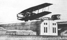 About World War 1: Germany's Giant Strategic Bomber