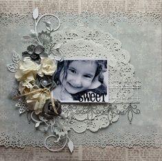 Sweet *Cest Magnifique* - Scrapbook.com