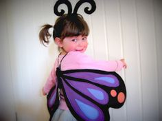 Hey, I found this really awesome Etsy listing at http://www.etsy.com/listing/160061647/butterfly-wings-purple-costume-dress-up