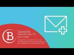 Tuto#16 Importer des CV par e-mail  #importer