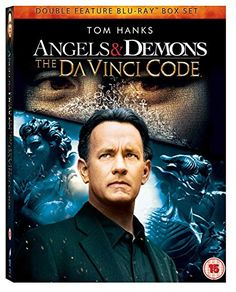 From 3.94 The Da Vinci Code / Angels And Demons [blu-ray] [2009] [region Free]