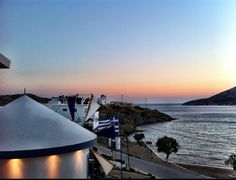 Hotel Afroditi in Lipsi, Greece
