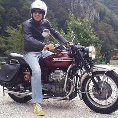 """35 gilla-markeringar, 1 kommentarer - Luca (@v7guzz) på Instagram: """"Moto club pompone..."""""""