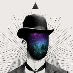 #geometry #triangle #portrait #illustration
