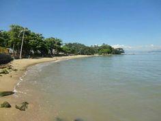 Praia do Sambaqui. Florianópolis. Brasil