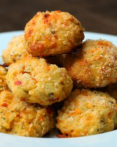 Veggie Rice Nuggets