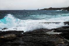 Waves in Gzira