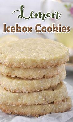 851 Best Icebox Cookies Images In 2019 Cookie Recipes Sweet