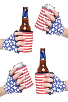 This re-defines the entire concept of Edward 40 hands   Suzzy Kuzzy Beer Mitt $29.99