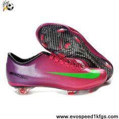 buy online 0e8ba 4f218 Discount Nike Mercurial Vapor IX Firm Ground Red Green White Boots Football  Boots On Sale