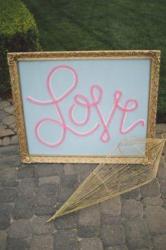 Love! http://www.stylemepretty.com/2015/02/27/retro-pastel-wedding-inspiration/   Photography: Kelsea Holder - http://www.kelseaholder.com/