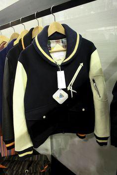 nanamica fa12 jacket