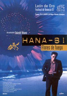 Hana-bi (flores de fuego) (1997) Xapón. Dir: Takeshi Kitano. Drama. Enfermidade. Mafia - DVD CINE 803