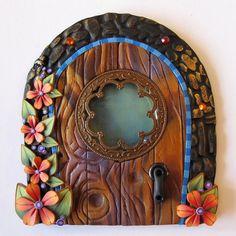 Fancy Window Fairy Door on Etsy,