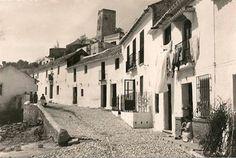 Antigua foto MÁLAGA