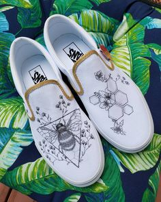 Ready to ship! DM or link in bio to purchase. Painted Canvas Shoes, Custom Painted Shoes, Painted Sneakers, Hand Painted Shoes, Me Too Shoes, On Shoes, Sharpie Shoes, Custom Vans Shoes, Creative Shoes