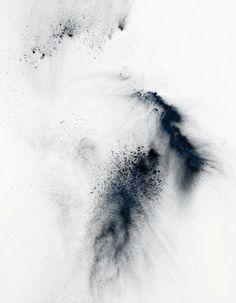 Thilo Heinzmann | O.T. (detail), 2013 | oil + pigment on canvas