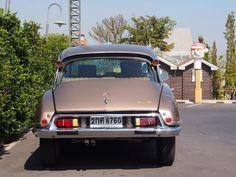 1970 Citroen DS 21 Pallas