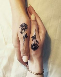 Hand tattoos for women: beautiful hand tattoo designs - tattoo ideas - Hand tattoos for women: beautiful hand tattoo designs - Hand Tattoos For Women, Tattoos For Women Half Sleeve, Tattoo Women, Tattoo Designs For Women, Couples Hand Tattoos, Sister Tattoo Designs, Finger Tattoo For Couples, Amazing Tattoos For Women, Flower Designs